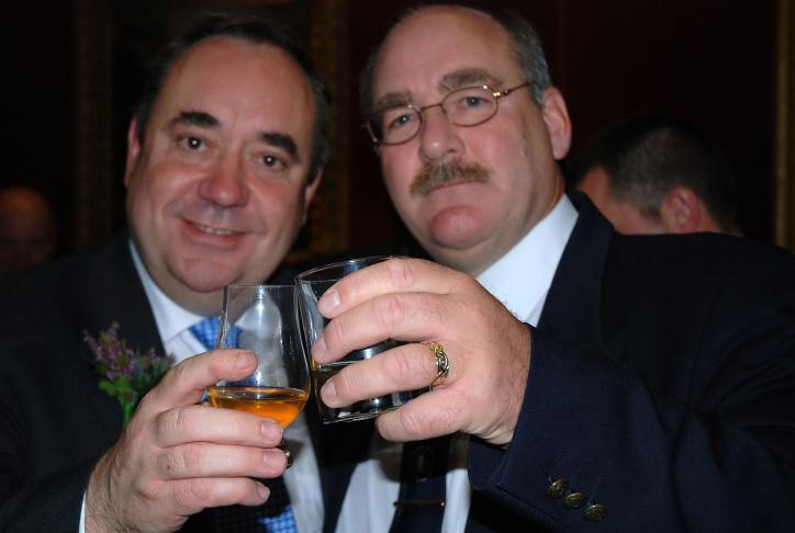 Davie and first Minister